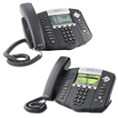 Polycom VVX 501 Business Media phones